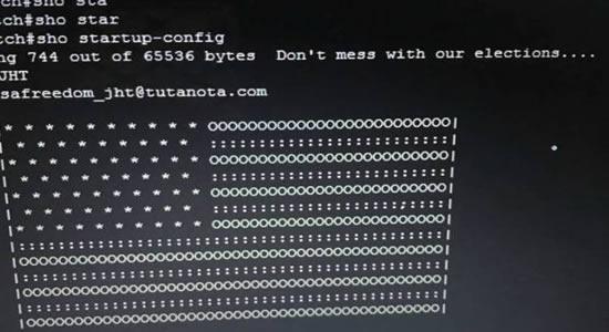Hackers americanos estão atacando Rússia e Irã