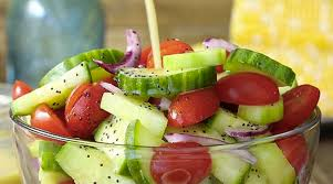 Stop Eating Cucumbers And Tomatoes Together