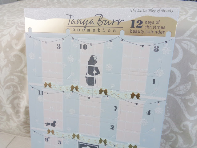 Tanya Burr Cosmetics 12 days of Christmas beauty calendar