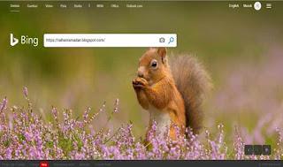 Lakukan Submit Blog Pada Bing Juga