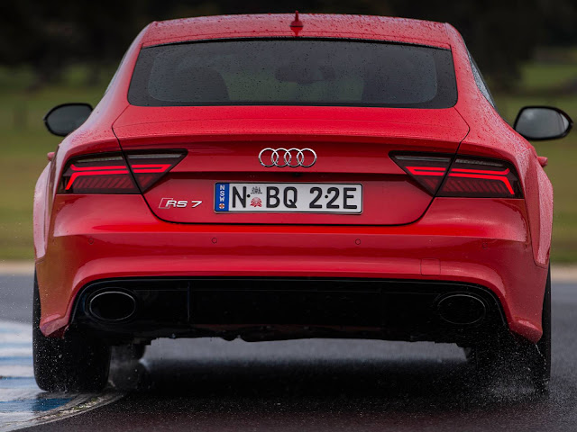 Audi RS7 Performance 2017