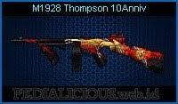 M1928 Thompson 10Anniv