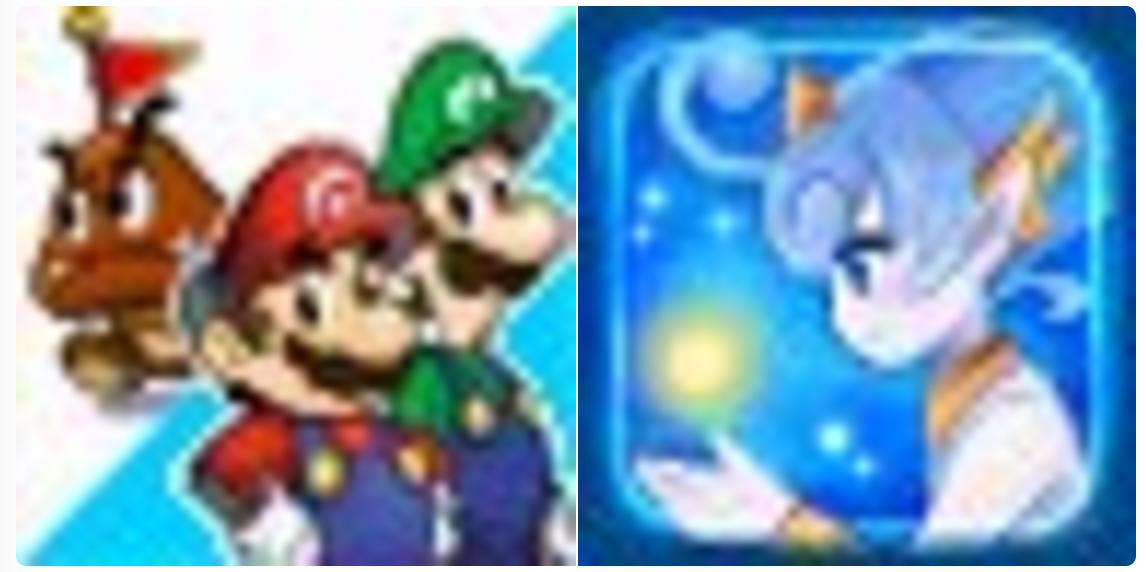 Aparece icono de Mario & Luigi SuperStar Saga para Nintendo 3DS