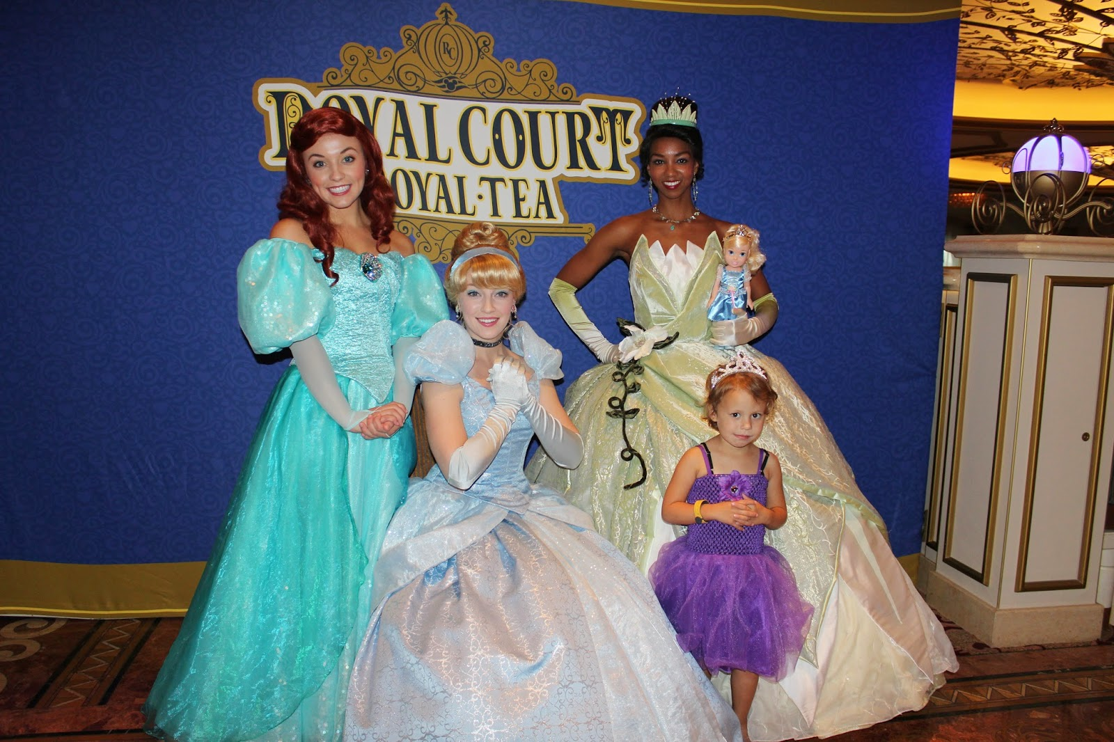 Saving For A Dream Disney Fantasy Trip Report Part 6 Royal Court