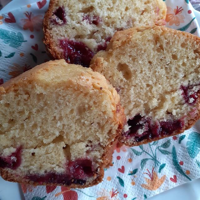 bolo de frutos vermelhos, world baking day