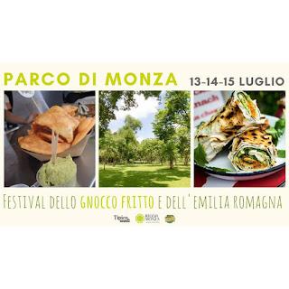 Festival dello Gnocco Fritto 13-14-15 luglio Monza