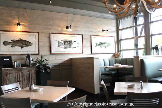 Classic Casual Home Friend' Cool Coastal Restaurant