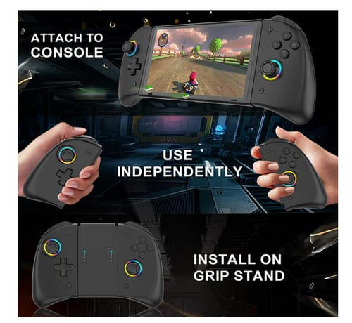 Momen YS53 Non-Slip Big Grip Nintendo Switch Controller