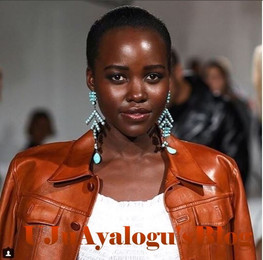 Popular Actress Lupita Nyongo Blasts UK Magazine for Photoshopping Her Photo to Appear Light Skin