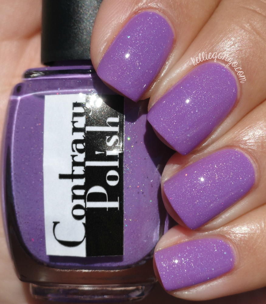 Contrary Polish I Kinda Lilac You