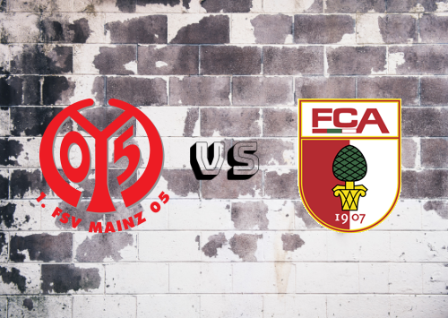 Mainz 05 vs Augsburg  Resumen