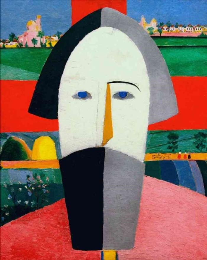 Head of a Peasant 2