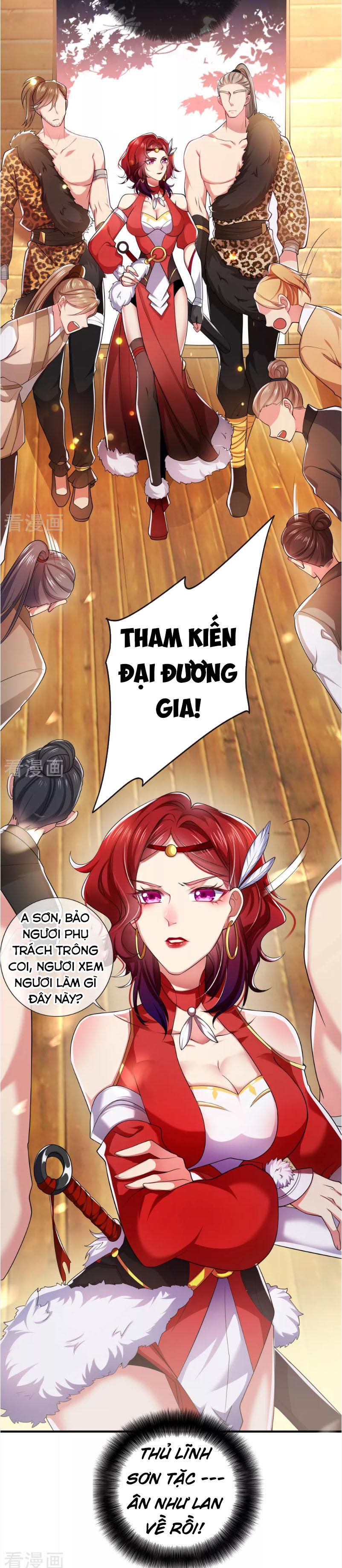 Hài Đế Vi Tôn chapter 5 - Hamtruyen.vn