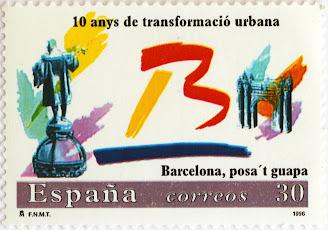 10 ANYS DE TRASFORMACIO DE URBANA