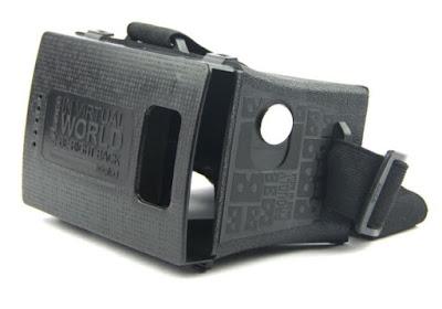 DOMO nHance VRF3 Universal Virtual Reality 3D VR
