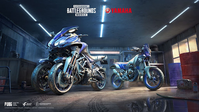 PUBG MOBILE TEAMS WITH YAMAHA MOTOR FOR REVVED-UP IN-GAME ADVENTURE