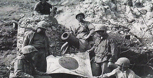 Sejarah Perang Asia Timur Raya (Perang Pasifik)