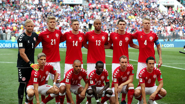 Danemark-Huitièmes