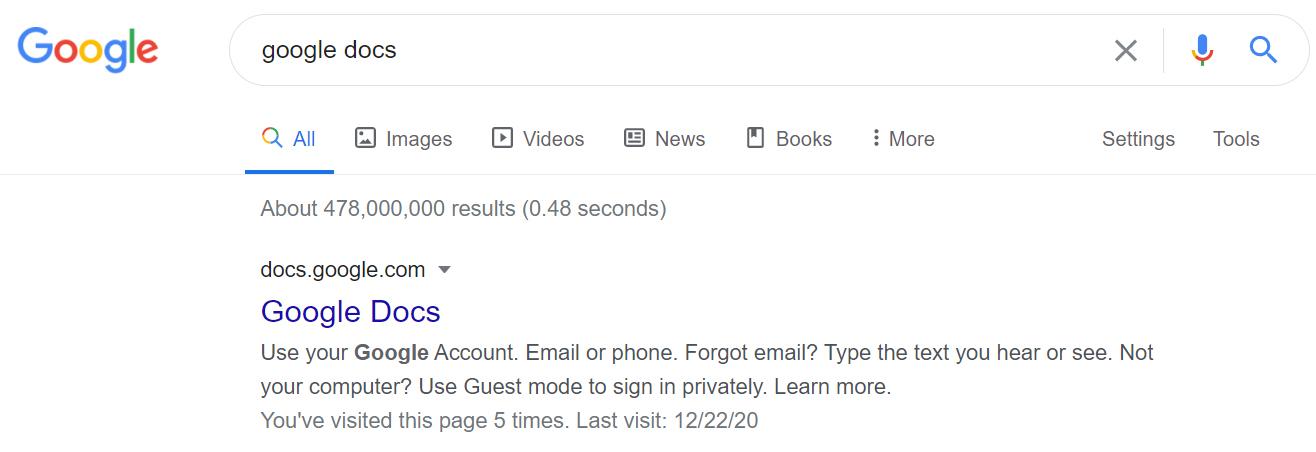 Cara Membuat Nota Dengan Pantas Menggunakan Google Docs