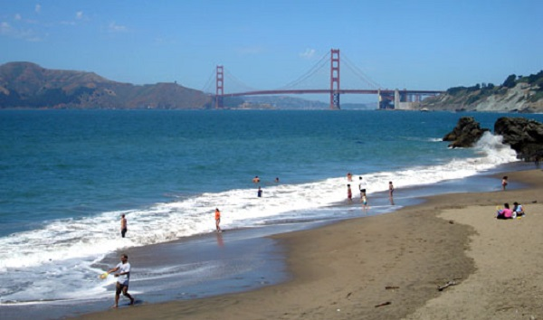 China Beach em San Francisco