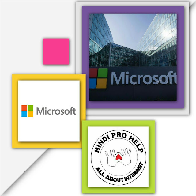 Microsoft Interesting Facts By HindiProHelp