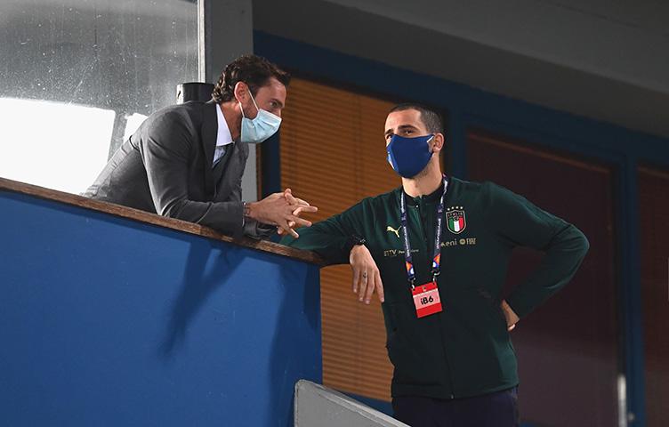 "Bonucci: ""Pokušao sam stisnuti zube"""