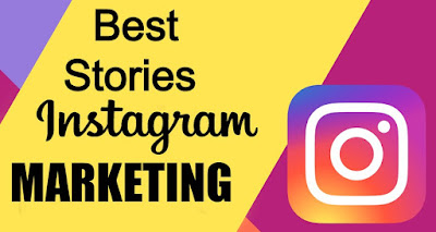the best stories on Instagram