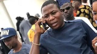 Lamari ya yi zafi: Sarkin Yarbawa ya shawarci Sunday Igboho ya mika kansa ga DSS