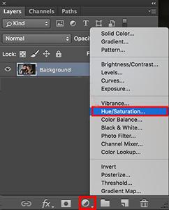 cara edit warna di photoshop