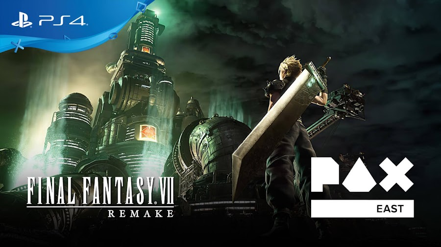 final fantasy 7 remake demo playable pax east 2020 ps4 timed exclusive square enix