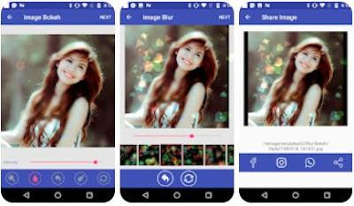 Aplikasi Bokeh Indonesia Bokeh Effect Blur Background