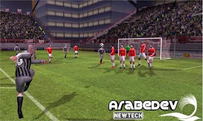 تحميل دريم ليج مهكرة v5.66 جاهزة 2018 ميديا فاير dream league soccer