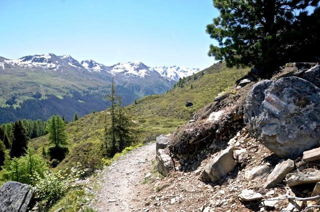Zwitserland, Graubünden, Zwitserse Alpen, bergwandelingen, vakantie in zwitserland, bergvakantie