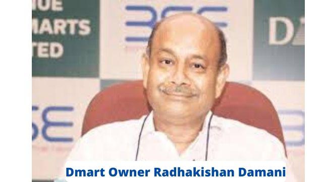 Dmart Owner Radhakishan Dmani