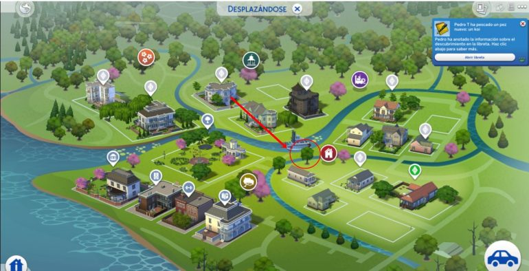 Willow Creek in The Sims 4