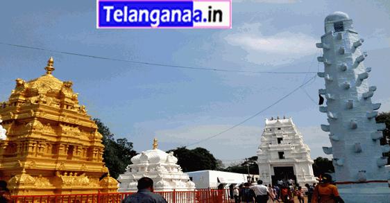 Ananthagiri Hills Anantha Padmanabha Swamy Temple in Telangana