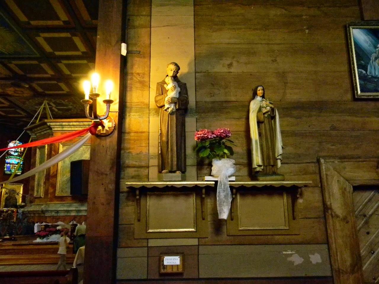 kościół, Bukowiec, drewniana świątynia