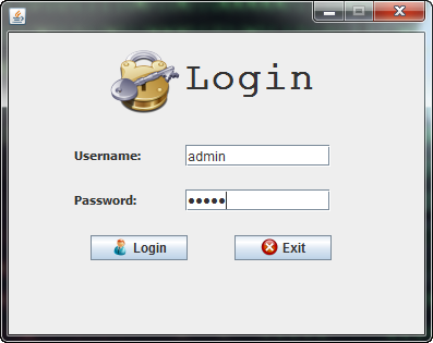 java how to show log