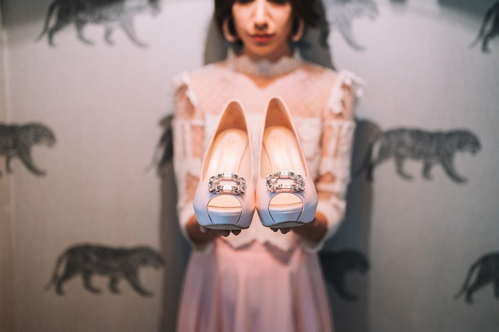 Intemporel, la nueva colección de zapatos de novia de Doriani ...