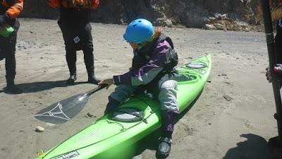 Sea Kayak Surf Lesson