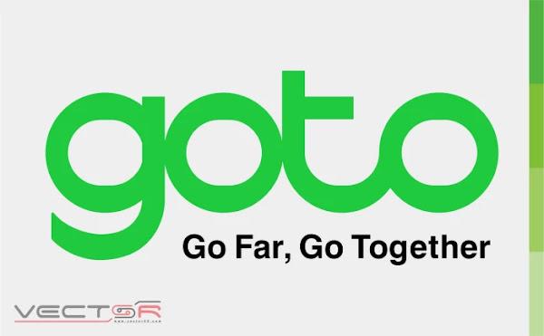 GoTo Group: Go Far, Go Together Logo - Download Vector File CDR (CorelDraw)