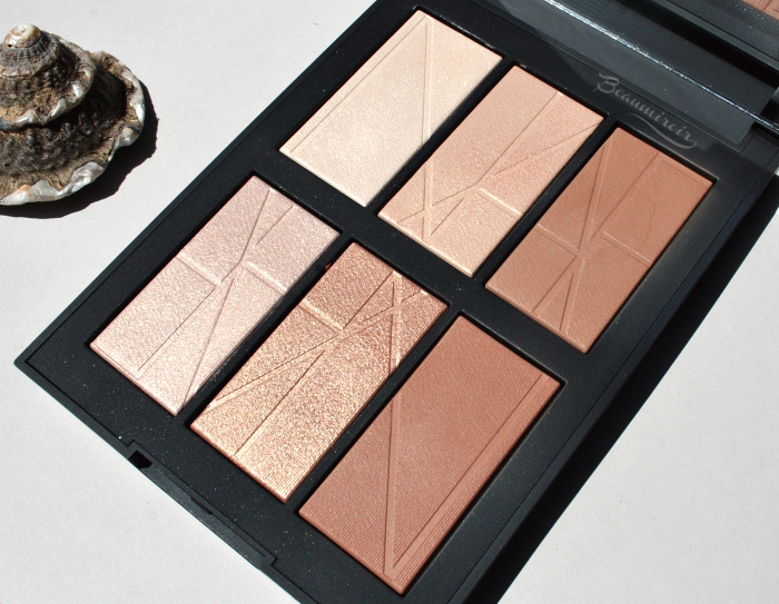 Nars Bord de Plage cheek palette highlighter bronzer