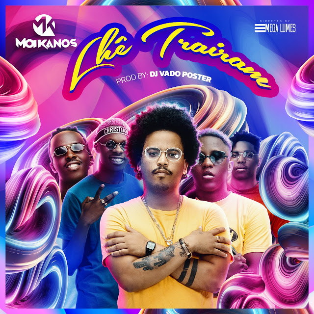 Os Moikanos - Lhe Trairam (Afro House) (Prod. Dj Vado Poster) [Download] baixar nova musica descarregar agora 2019