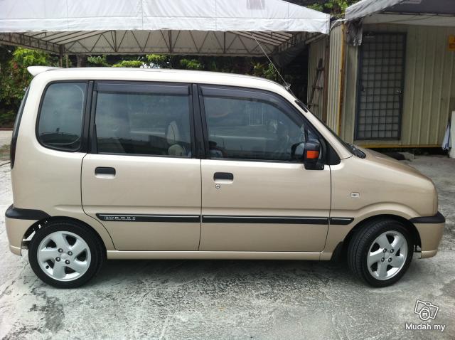UnderCoverProject: Perodua Kenari 04 For Sale
