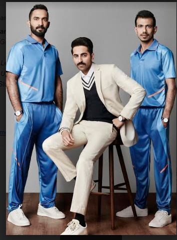 Daniel Wellington launches new Cricket Campaign with actor Ayushmann Khurrana & cricketers Dinesh Karthik, Kuldeep Yadav and Yuzvendra Chahal