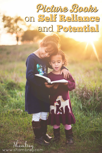Books on Self Reliance & Potential