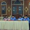 Bupati Kerinci Adirozal Pimpin Rapat Percepatan Penanganan Virus Corona