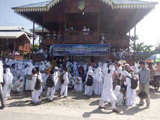 Bupati Zahir Apresiasi Simulasi Manasik Haji MDTA Se Batu Bara