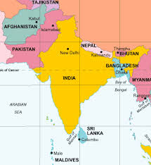 Negara Asia Selatan Beserta Ibukota dan Keterangannya