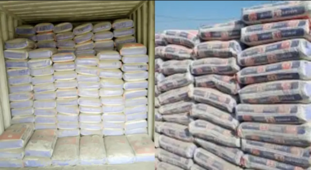 Price Of A Bag of Cement Is No Longer N2,700 or N3,500 Checkout The New Price
